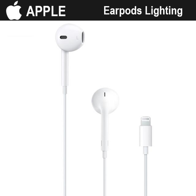 0c9ee892c48 Apple EarPods with Lightning Connector. | Original Apple In Ear Earphones  and Headphone with Microphone for ...