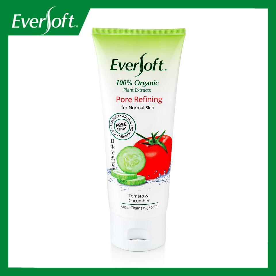 Check For Price Of Eversoft Skinz Uv White Purifying Facial Foam Mens Biore Body Energy Organic Tomato Cucumber Cleansing 100g