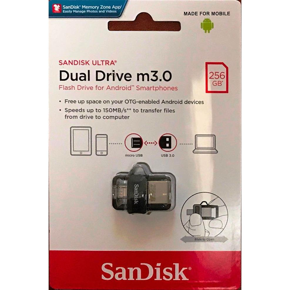 Sandisk 32gb Ultra Dual Drive Type C Otg Singapore 32g Dualdrive M30 256gb For Android And Pc