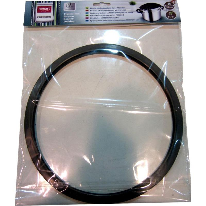 Lamart Gasket For Pressure Cooker Silicone 22Cm For 4L And 6L Cooker Singapore