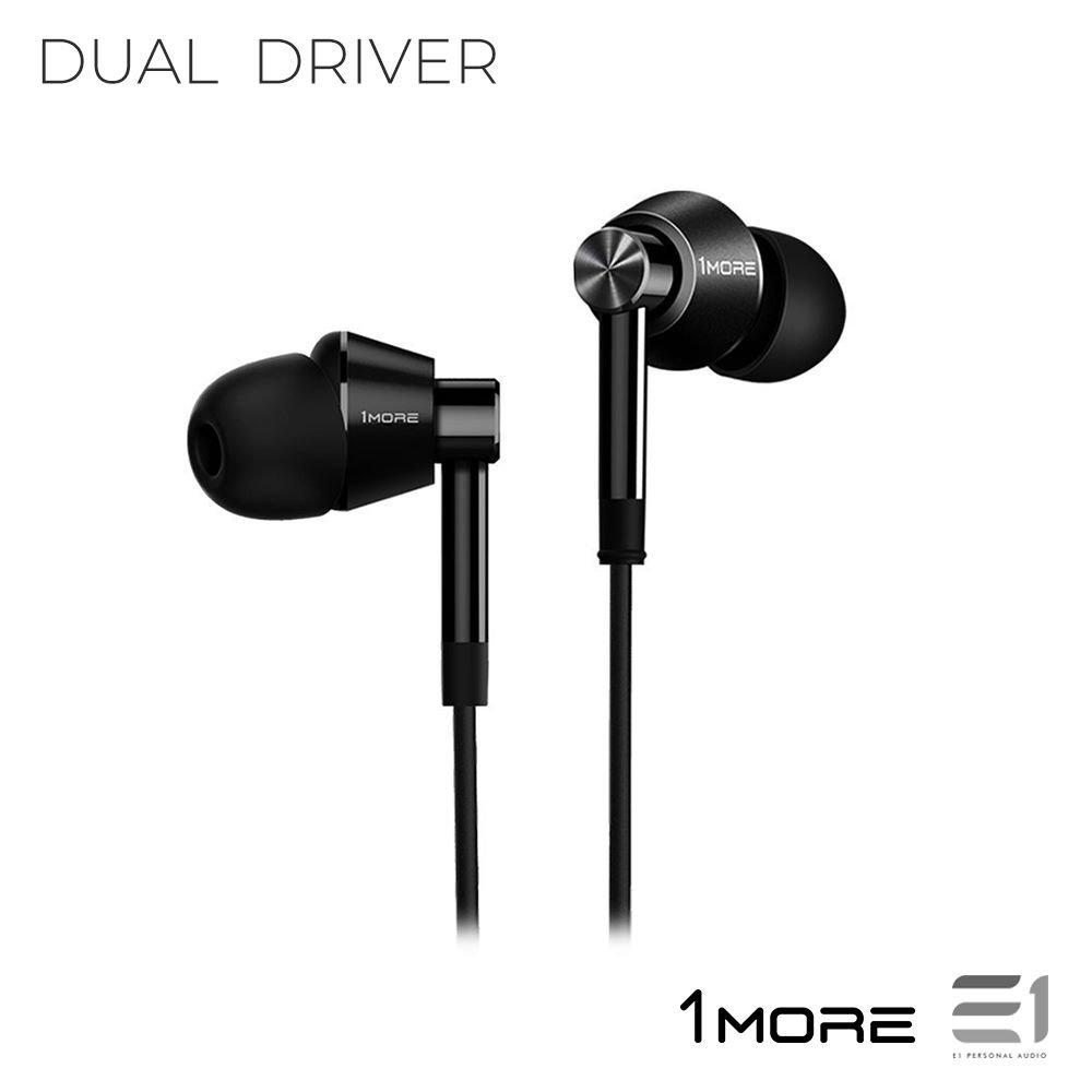 1more Dual Driver In Ear Headphones Singapore Earphone Piston Fit