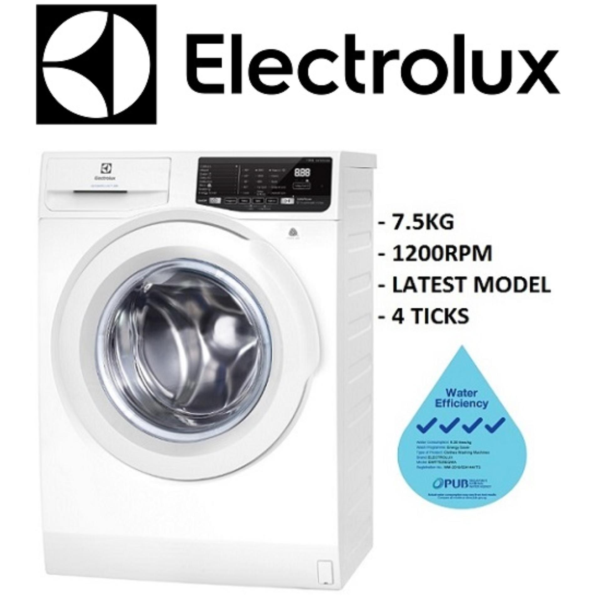 ELECTROLUX EWF7525EQWA 7.5KG FRONT LOAD WASHING MACHINE (1200RPM)