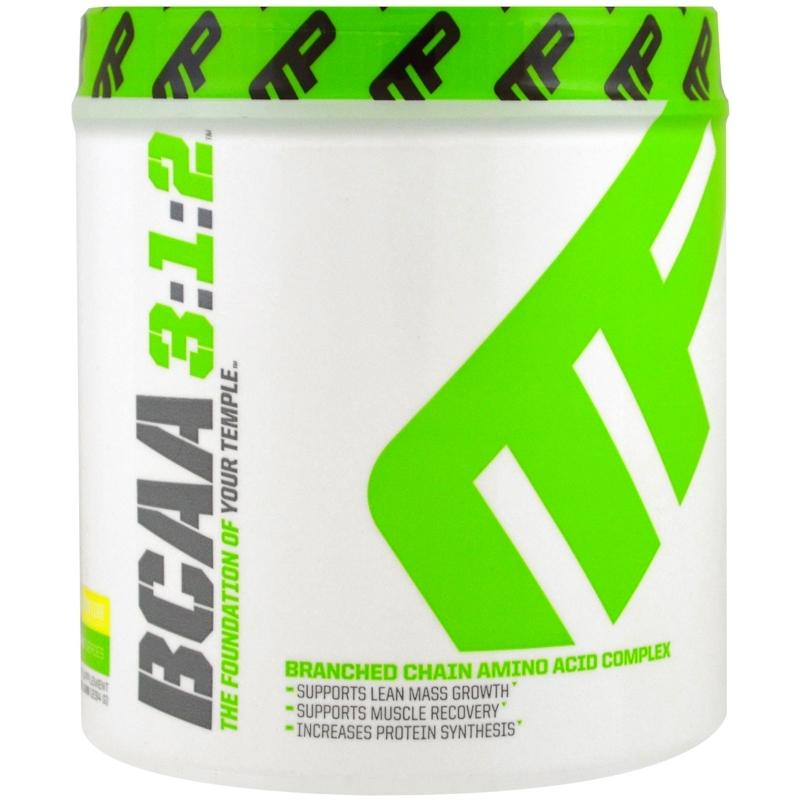 MusclePharm BCAA Powder 234g Lemon Lime