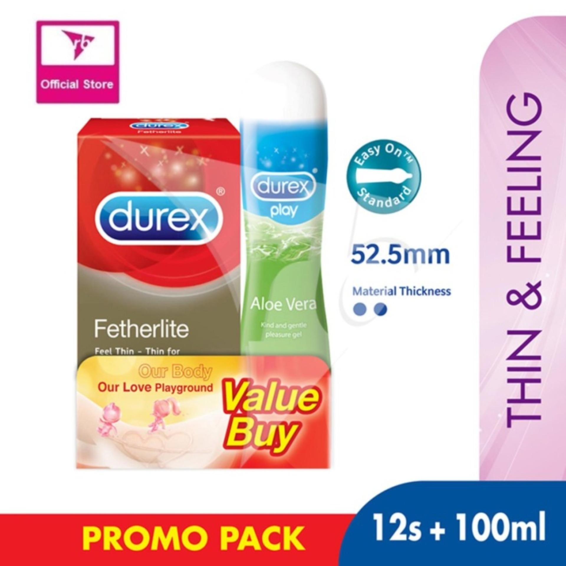 The New Price Of Durex Play Aloe Vera Lubricant And Update Silky Smooth 100 Ml Fetherlite Condoms 12s Intimate Lube 100ml Value Pack