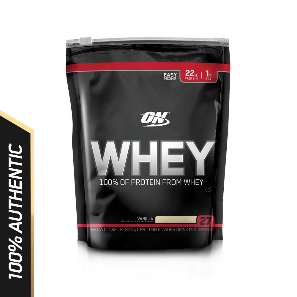 Optimum Nutrition Whey 1.8 lbs - Vanilla