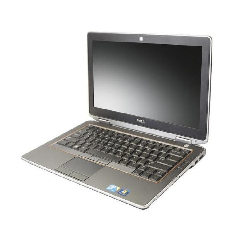 [Refurbished] Dell Latitude E6320 / Intel Core i5  2nd Gen(Black)