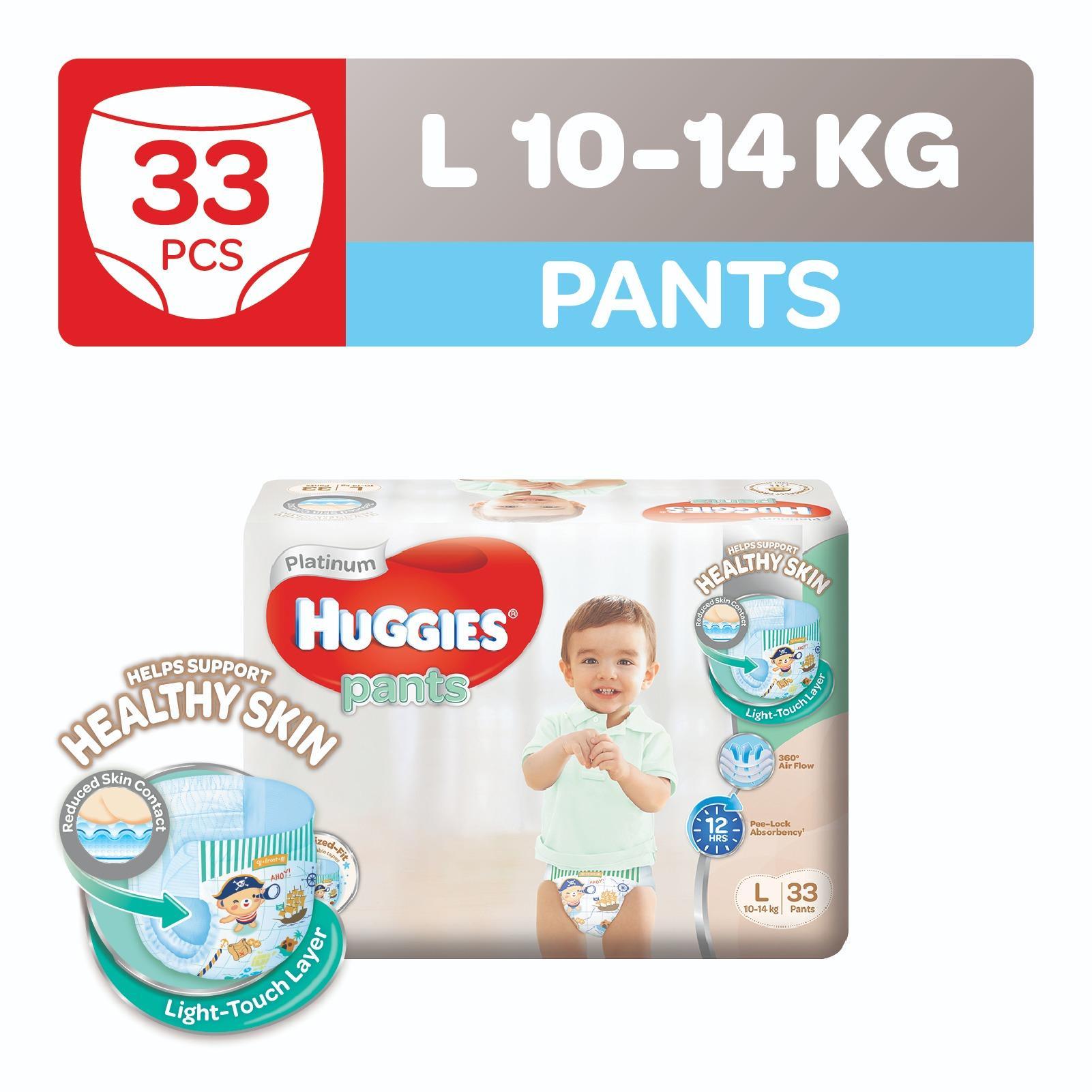 Bargain Huggies Silver Pants M 64pcs Singapore Pricelist Baby Mamypoko Tape Small Packet Platinum L 33pcs
