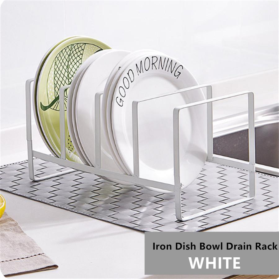 Good Luck To You Japanese Style Kitchen Dish Rack Holder Sink Iron