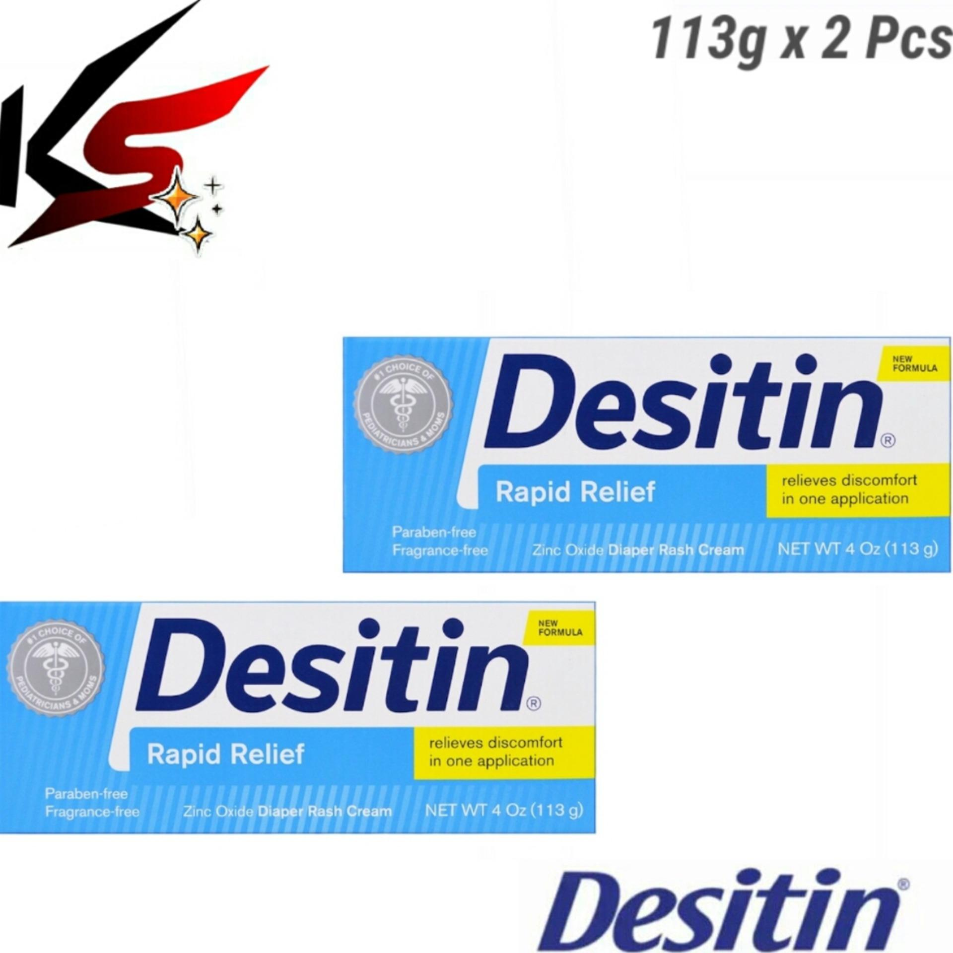 Check For Price Of Desitin Baby Diaper Rash Relief Rapid Sebamed Cream 100ml 113g X 2 Pcs
