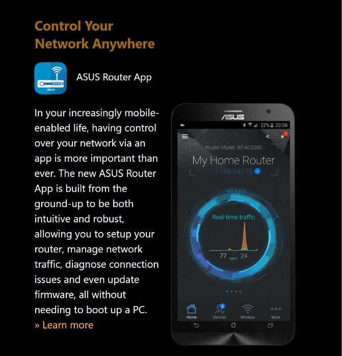 Asus RT-AC88U AC3100 WiFi Router for Unifi Wireless Router AC88U