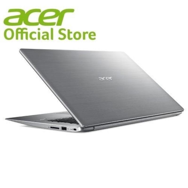 Acer Swift 3 SF314-52G-71AZ- 14 FHD Ultrathin i7-7500U/8GB DDR4 RAM/256GB SSD/Graphics MX150/W10 Laptop (Silver)