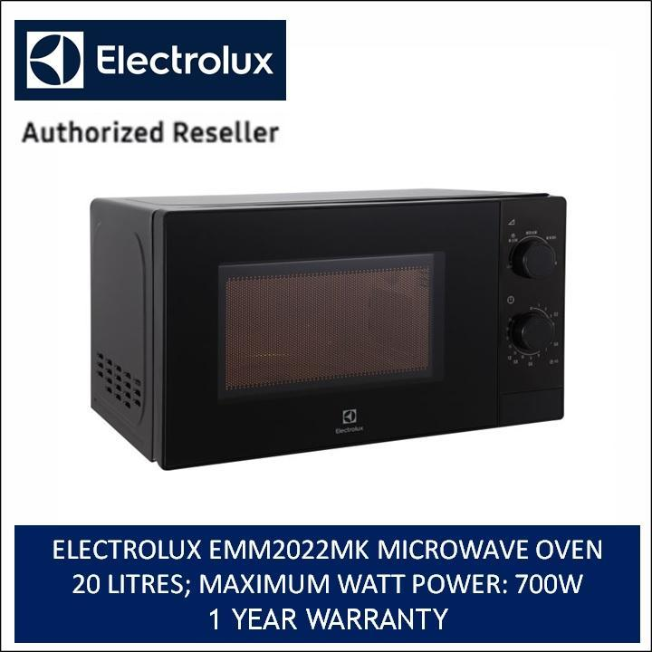 Compare Price Electrolux Emm2022Mk 20L Microwave Oven Electrolux On Singapore