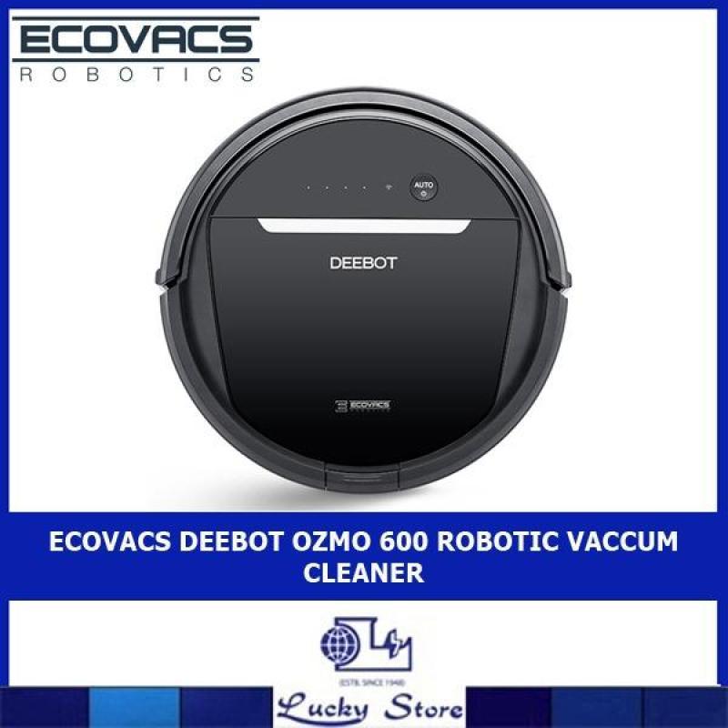 ECOVACS DEEBOT OZMO 600 ROBOTIC VACUUM CLEANER Singapore