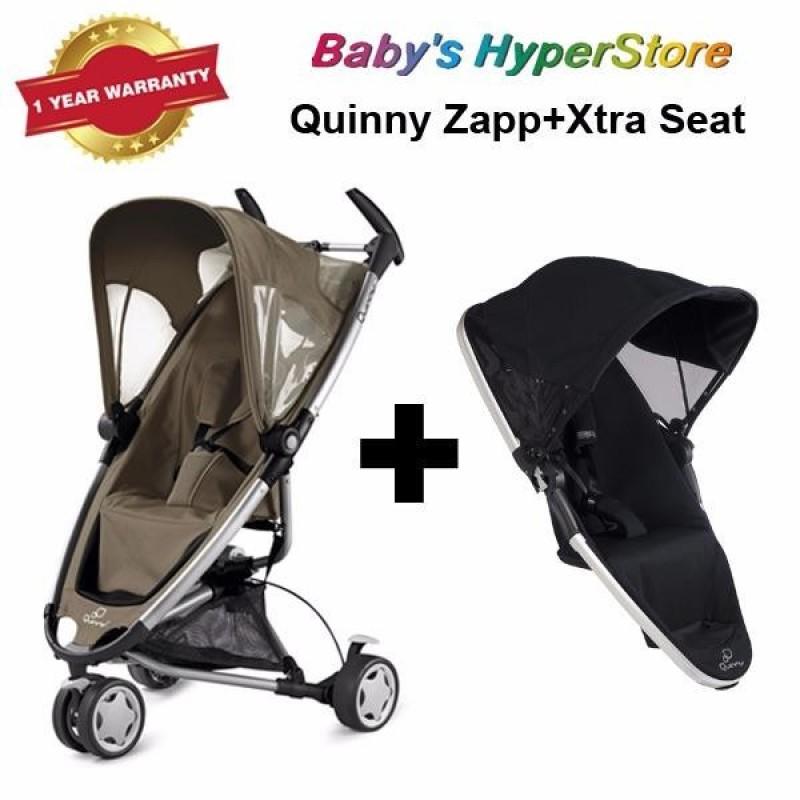 QUINNY ZAPP + ZAPP XTRA SEAT Singapore