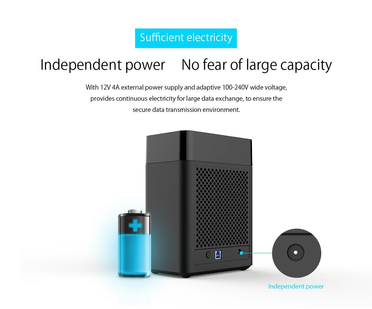 Orico 35 Dual Bay Hd Enclosure Usb30 Singapore 3569s3 Inch Hdd Specifications Of