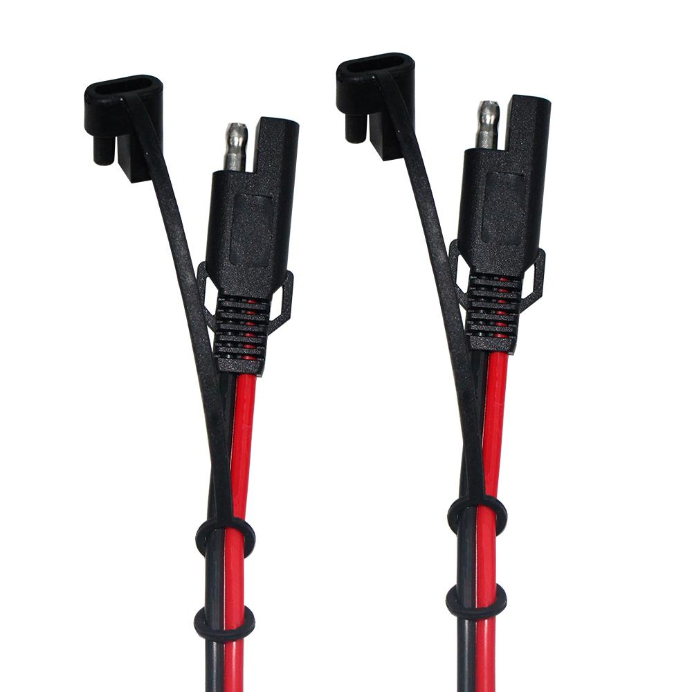 auto car jump cable SAE to SAE extension cable