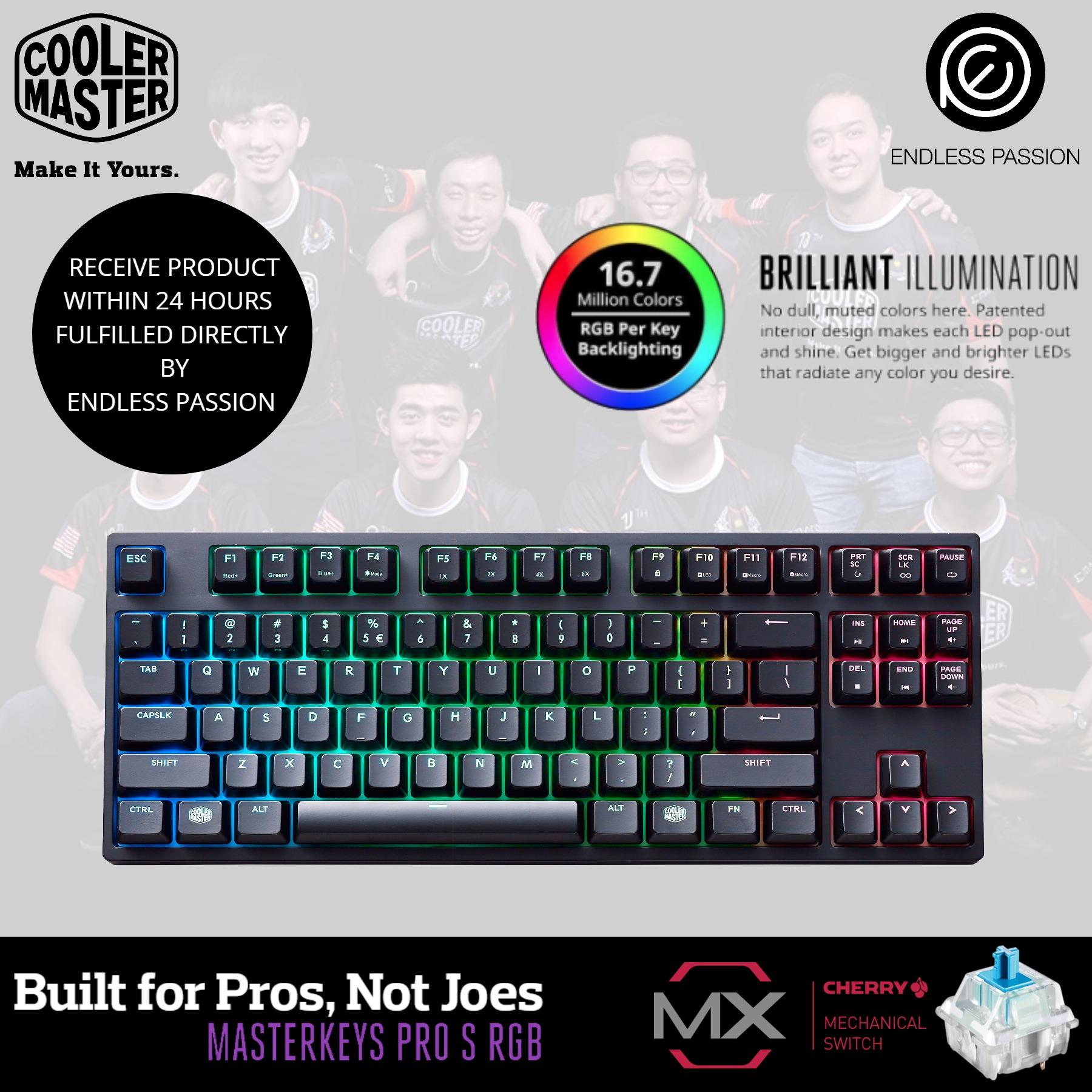 Price Comparisons Corsair K95 Rgb Mechanical Gaming Keybaord Mx Cherry Brown Cooler Master Masterkeys Pro S Keyboard Blue