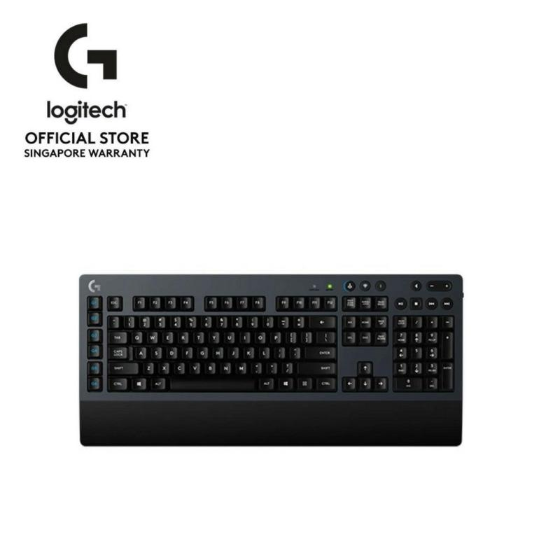 Logitech G613 Lightspeed Wireless Mechanical Gaming Keyboard Singapore