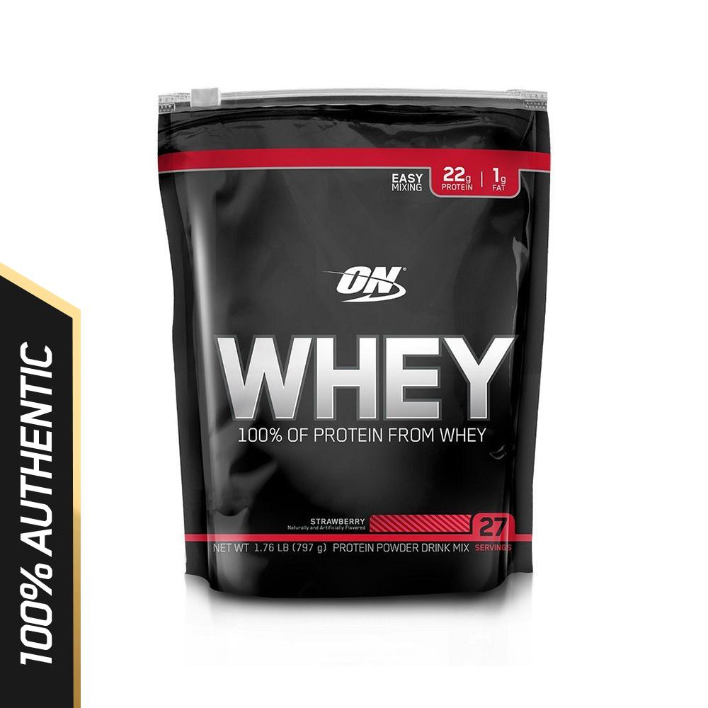 Optimum Nutrition Whey 1.8 lbs - Strawberry