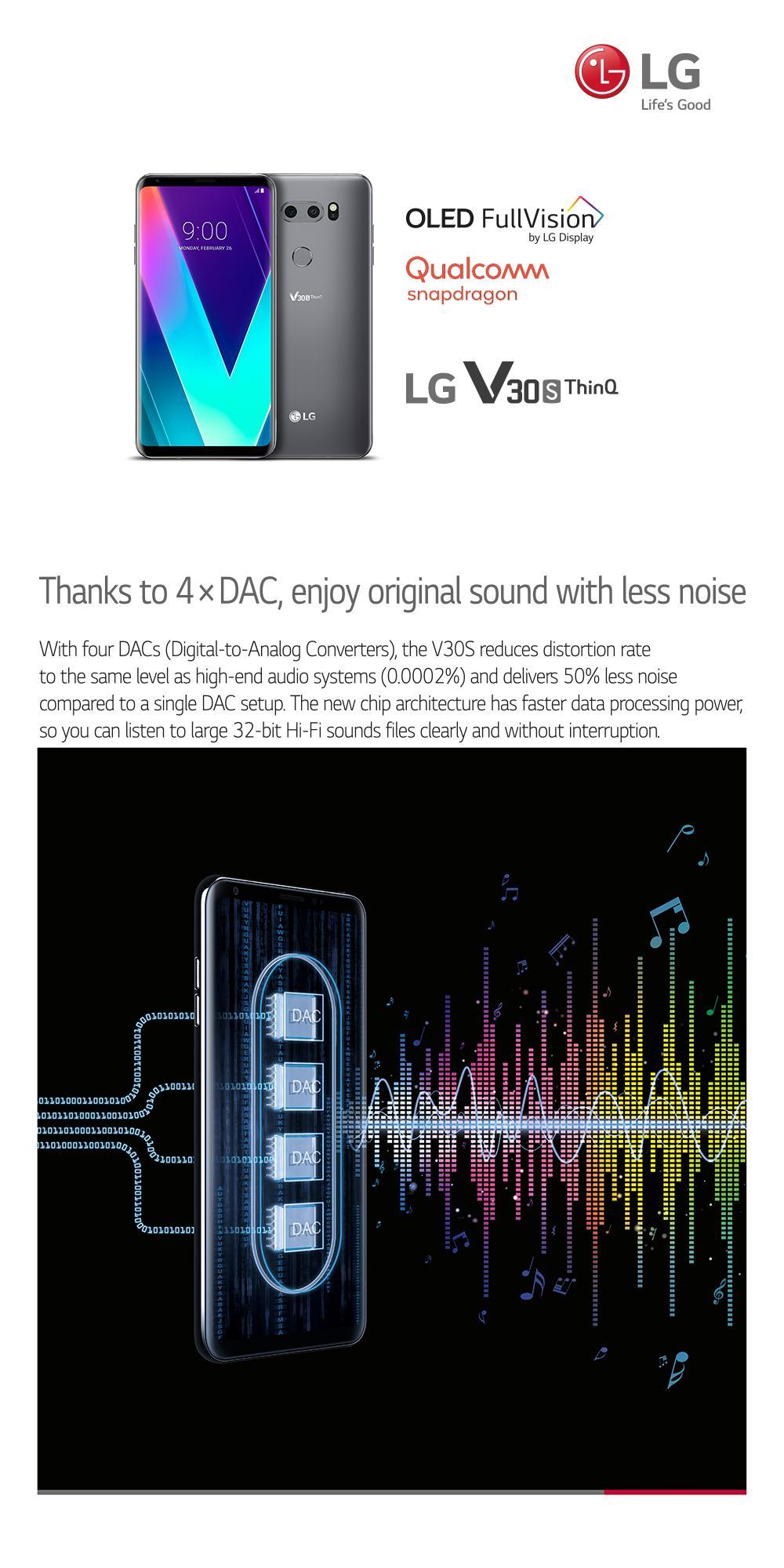 LG V30S+ ThinQ singapore