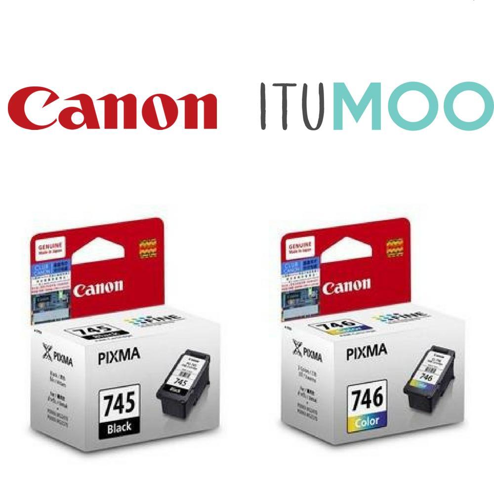 Original Canon Cl746xl Color Cartridge For Pixma Ip2870 2870a 2872 Ink Cl811 Value Pack Pg 745 Black Cl 746