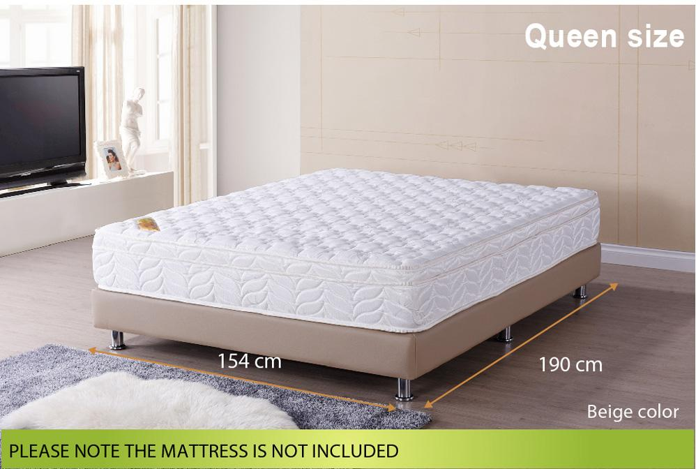 Divan bed base queen size buy sell online beds with for Cheap 4 foot divan beds