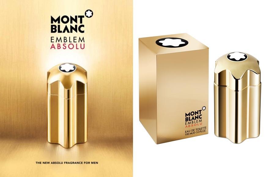 Mont Blanc Emblem Absolu edt sp 100ml Tester Packing