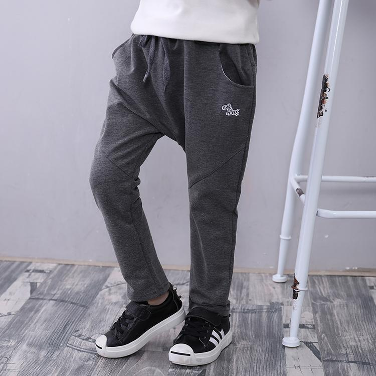 Korean-style spring New style boy's athletic pants children's casual pants