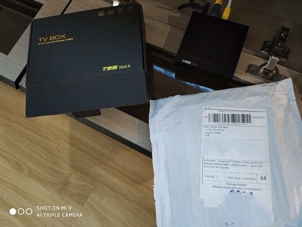 Maxtv Set Top Box