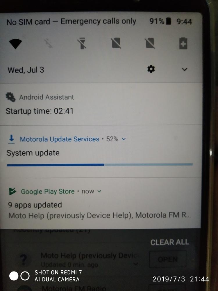 Motorola E5 Plus 6