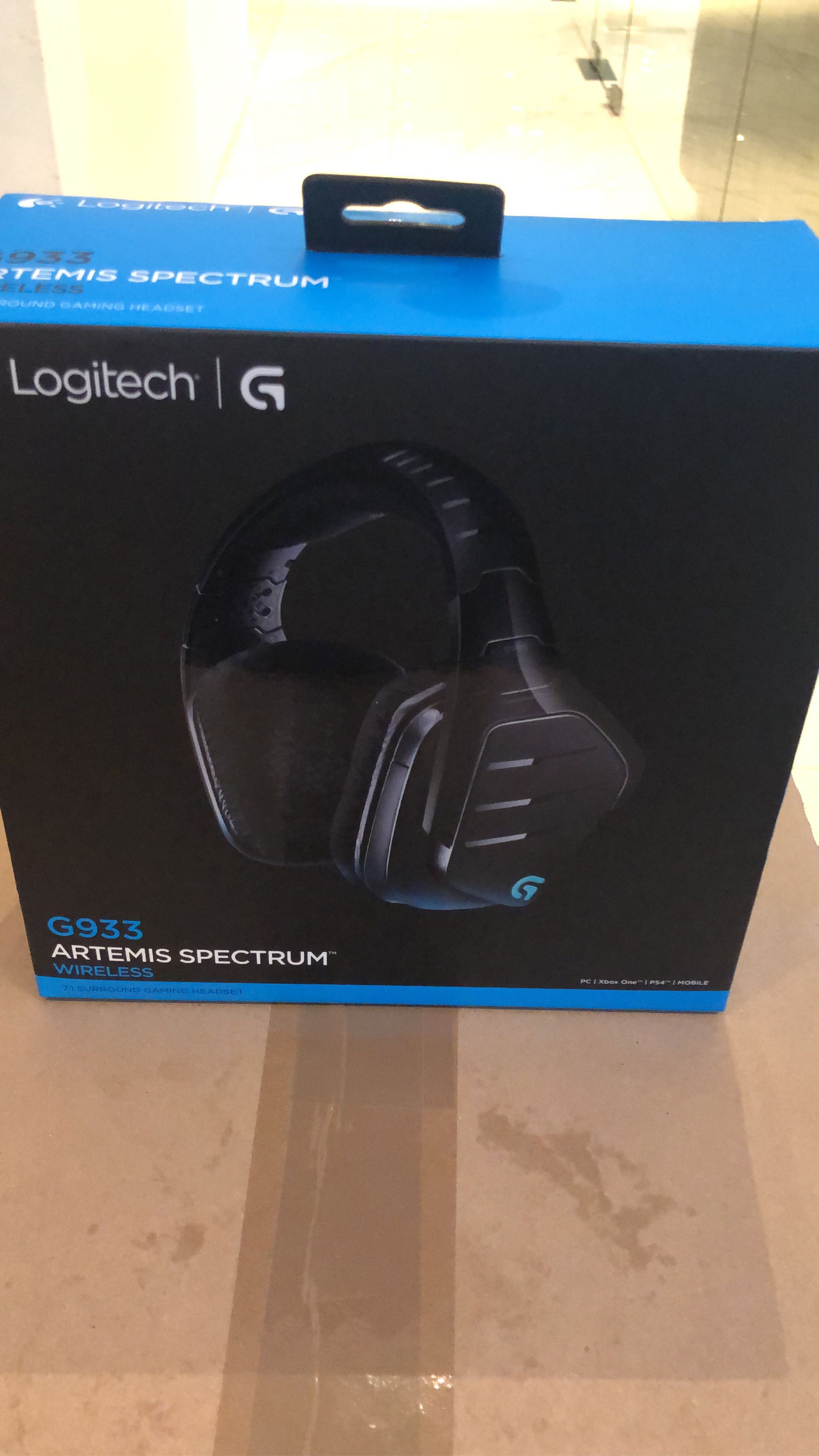 Logitech G933 Xbox One Not Working