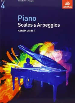 Harga ABRSM Grade 4 Piano Scales & Broken Chords