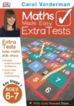 Harga Maths Made Easy Extra Tests Age 6-7