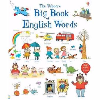 Harga Big Book Of English Words