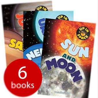 Harga Solar System Collection (6 Books)