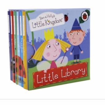 Harga Ben And Holly's Little Kingdom: Little Library