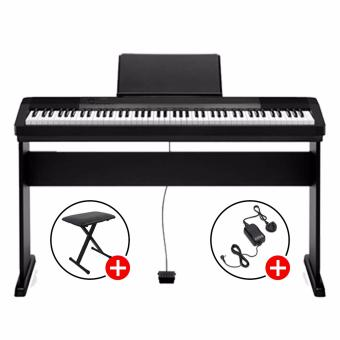 Harga Casio Contemporary Digital Piano CDP-130 with stand & X-bench