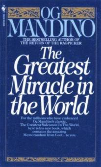 Harga The Greatest Miracle in the World.