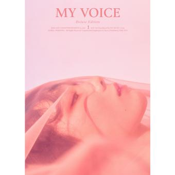Harga Girl`s Generation : TaeYeon - Album Vol.1 [MY VOICE] (Deluxe Edition) - intl