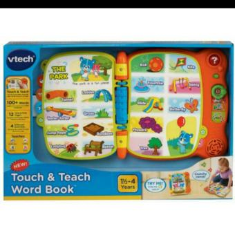 Harga Vtech Touch and Teach Word Book