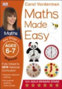 Harga Maths Made Easy Ages 6-7 Key Stage 1 Beginner