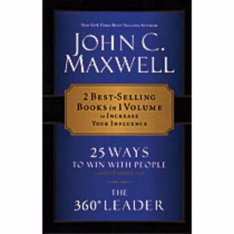 Harga John Maxwell 2 In 1: 25 Ways To Win People