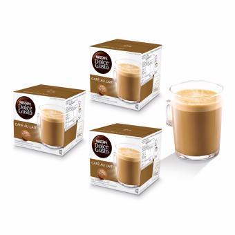 [BUNDLE OF 6] NESCAFE(R) Dolce Gusto(R) Cafe au