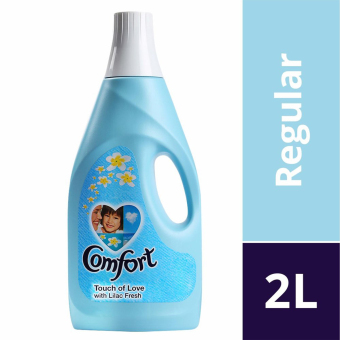 Comfort Regular Touch of Love Fabric Softener 2L