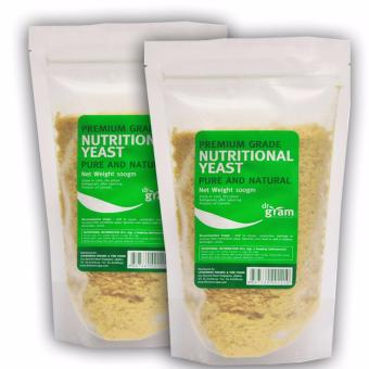 Harga Dr Gram Nutritional Yeast 100g (2 Packets)