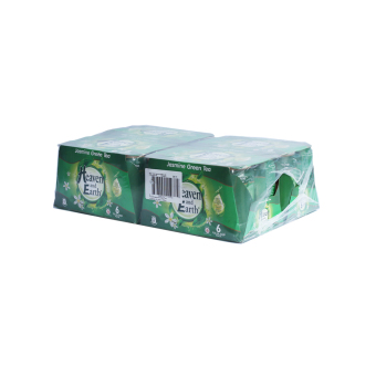 Harga Heaven & Earth Jasmine Green Tea (315ml x 24)