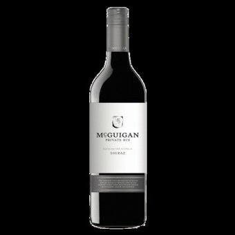 Harga McGuigan Private Bin Shiraz