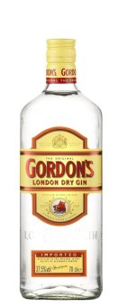 GORDON LONDON DRY GIN 70CL