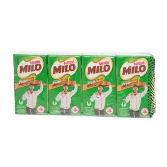 Harga Milo Tonic Drink Ready-To-Drink 4S 125ML