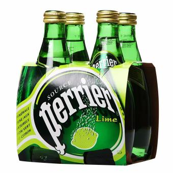 Harga Perrier Sparkling Mineral Water Lime